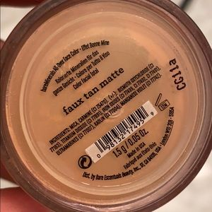 bareMinerals faux tan matte